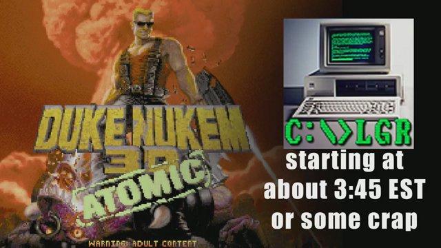 LGR Plays - Duke Nukem 3D [Episode 4]