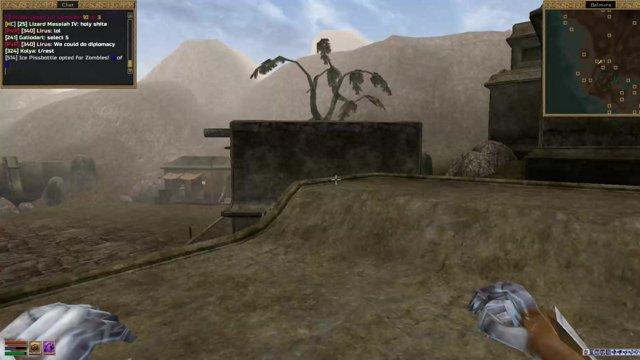 TESMP3 Morrowind PVP Zombies // Mals Server