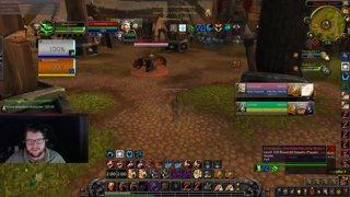 2v2 Feral Priest vs Hpal WW