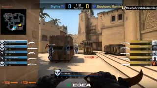 VOD: Grayhound vs Skyfire - BO1 - map: mirage ESEA MDL Season 30 Australia