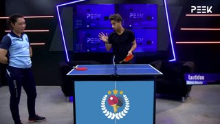 YEYOW pingpong Agus Iwasa