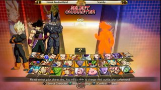 TSL 5 Dragon Ball Fighterz - Havok Randomfiend vs PGTV Lowry