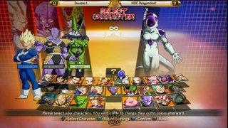 TSL 5 Dragon Ball Fighterz - Double L vs HOC Dragon God