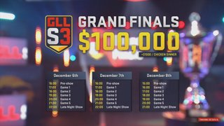 GLL Season 3 $100,000 Grand Finals - Day 2