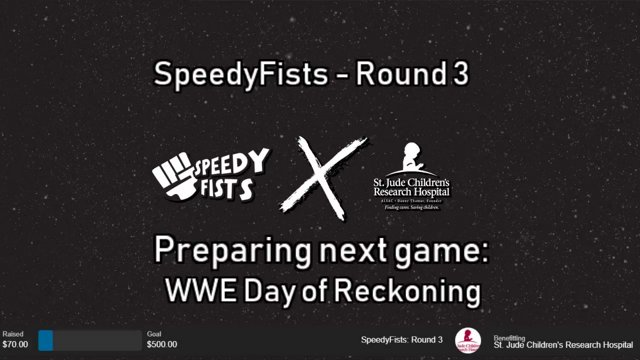 Speedyfists: Round 3 | WWE Day of Reckoning - Story Mode by Mageius1