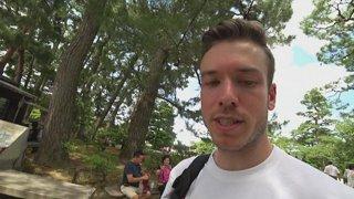 Kanazawa, JPN - Cultural Exploration w/ !Dustin jnbKappa - !Jake NEW !YouTube !Discord - @JakenbakeLIVE