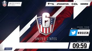 Chips y Guac vs. S7ven Spades | Rainbow Six: US Nationals - 2019 | Stage 2 | Week 4 | Eastern Conference Top 4 | Ubisoft [NA]