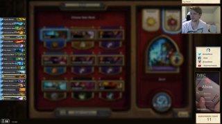 Epic Zeus shaman game!