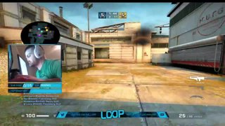 Highlight: Noseless dude plays ESEA! !PRIME