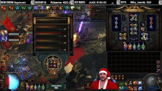 Winter Orb vs Shaper Showcase Gameplay