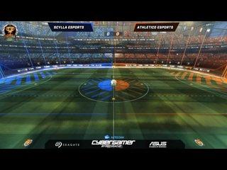 Seagate Firecuda Cup Wk.2 Scylla Esports VS Athletico