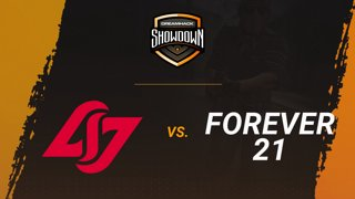 CLG Red vs Forever 21 - Overpass - Group B - DreamHack Showdown Valencia 2019