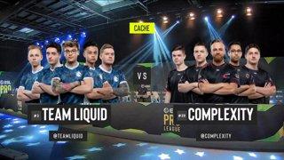 CS:GO - compLexity vs. Liquid [Cache] Map 1 - Group B - ESL Pro League Season 9 Americas