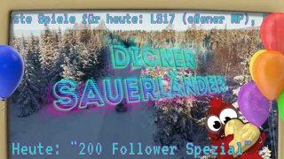 200 Follower Special