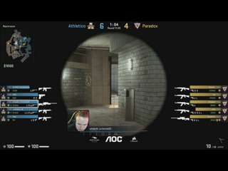 AOC CyberGamer Championship 2019 – Match 4: The Watchmen vs Athletico