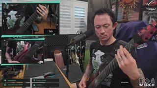 Matt Heafy [Trivium] | Guitar, Vocals, Music, Games