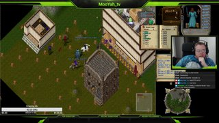 MooYah - 50-100 Taming | UO Outlands | Streaming from Kuwait