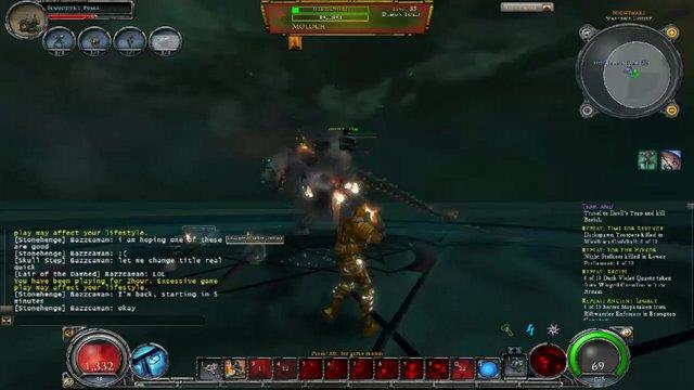 Bazzcaman Highlight Abyss Level 55 Rank 2 Engineer Hellgate