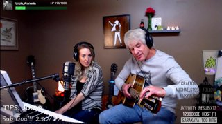 When You Say Nothing At All- Allison Kraus Cover by Fern and Papa Fern