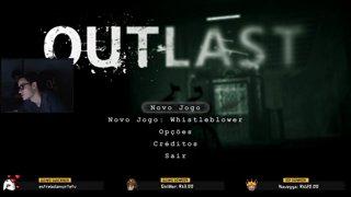 Outlast 1 - Primeira vez