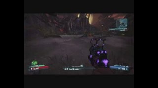 LvL 72 Pete VS grenade only axton 8:04