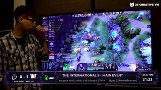 The International 9 | Main Event | Hoàng Ngô: INF vs Keen