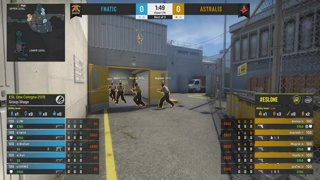 CS:GO - Astralis vs. Fnatic [Nuke] Map 2 - Group B - ESL One Cologne 2019