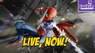 THIS ONE'S 4 JJ - SpiderMan PS4...MARVEL WITH A BUDGET - ASUS Giveaway -> http://bit.ly/asusMax3 (Thu 9-6)