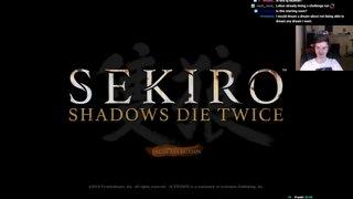 Sekiro First Playthrough Part 2