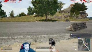 Sniper practice