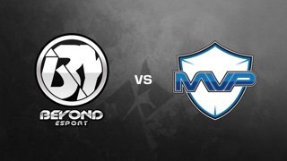 Beyond Esports vs. MVP PK - IEM Katowice 2019 ASIA Minor (Mirage)