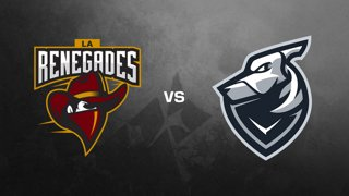 Renegades vs. Grayhound Gaming - IEM Katowice 2019 ASIA Minor (Mirage | Map 2)