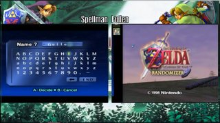 Highlight: Zelda Ocarina Of Time Randomizer
