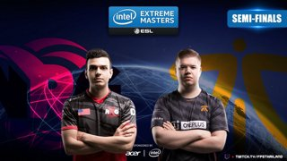 IEM Sydney 2019 [TH] Semi-Finals NRG VS. fnatic