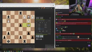Reckful - tea + 1100 rated chess + mozart