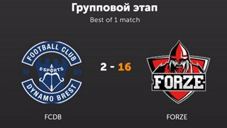 forZe vs FCDM (ex-GoodJob) || QIWI Teamplay Season 2 @ BO1 by SanmaN67