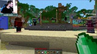 Highlight: Team KYR SP33DY and SideArms! - #MinecraftMonday Hunger Games!