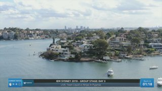 LIVE: IEM Sydney 2019 - Group Stage Day 3