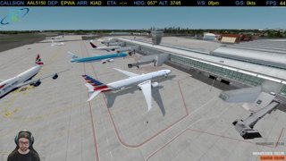 Part 1: Preflight and IFR clearance | CTP Westbound 2018 | EPWA - KIAD