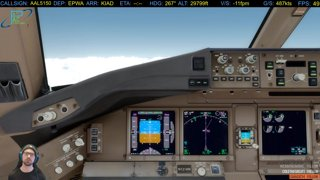 Part 4: Oceanic Clearance | CTP Westbound 2018 | EPWA - KIAD