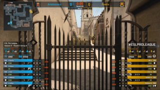 CS:GO - Aristocracy vs. Fnatic [Mirage] Map 2 - Group A - ESL Pro League Season 9 Europe