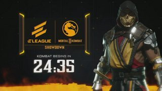 The ELEAGUE Mortal Kombat 11 Showdown returns June 5th at 5pm ET