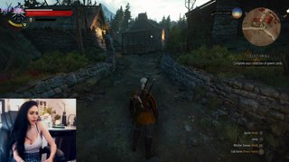 Yoni does The Witcher 3 (Day 17)