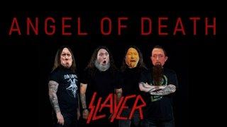 Matt Heafy (Trivium) - Slayer - Angel Of Death I Acoustic Cover