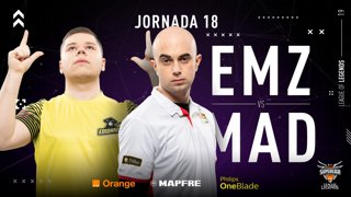 111Destacado: [ESP] SLO - LEAGUE OF LEGENDS - SUPERLIGA ORANGE - JORNADA 18 #SuperligaOrangeLOL18