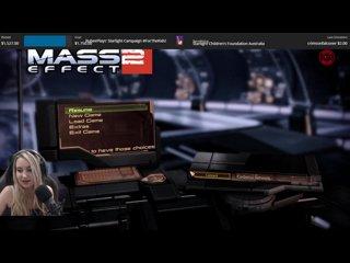 Highlight: Mass Effect 2 Ep 2. - Starlight Game Changers!! ???