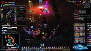 Future vs Heroic Varimathras - Frost Mage PoV
