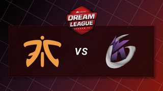 Fnatic vs Keen Gaming - Game 1 - Playoffs - CORSAIR DreamLeague S11 - The Stockholm Major