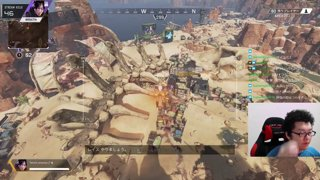 ソロ レイス  14kill 2652damage Apex Legends「翔丸」