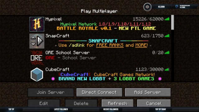 Hypixel - Playing on my birthday :D